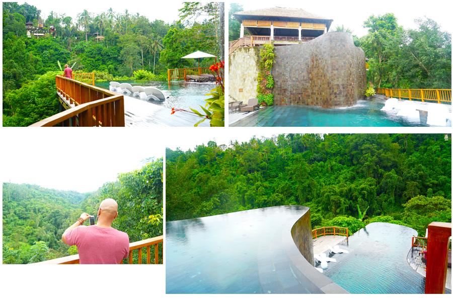 Main Pool - The Hanging Garden- Ubud
