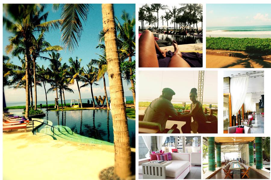 Main Pool - W Seminyak - Bali